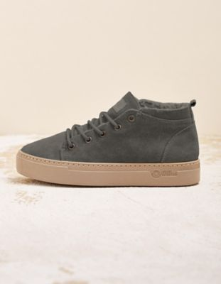 Natural World Sneaker Thilla anthrazit
