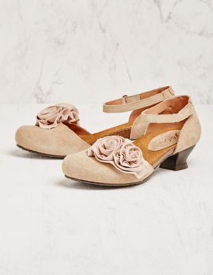 Deerberg Pumps Lauries beige