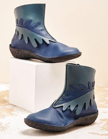 Loints of Holland Stiefeletten Lovisa blau