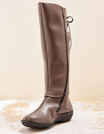Loints of Holland Stiefel Marali taupe
