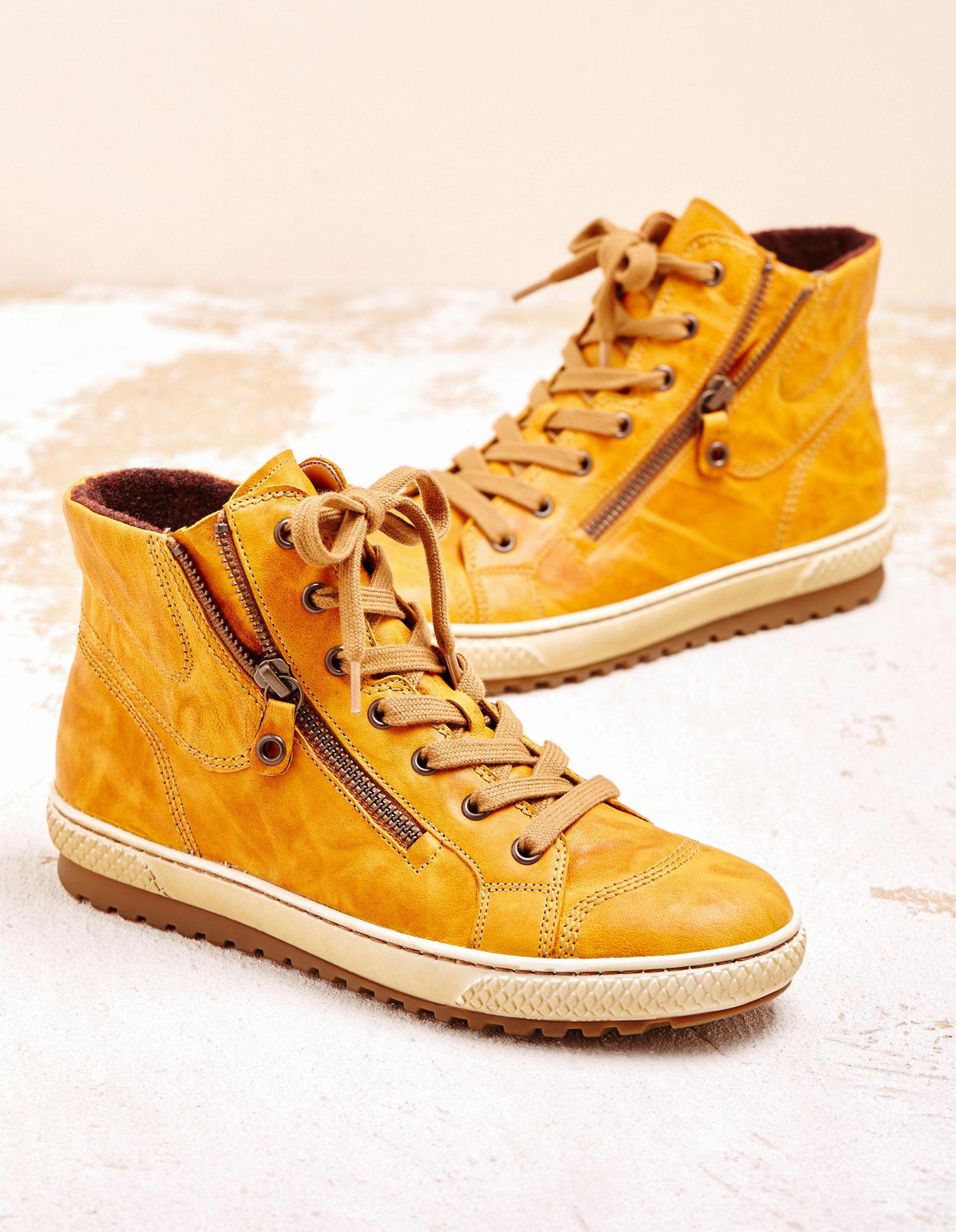 Schuhe von Gabor in Gelb für Damen
