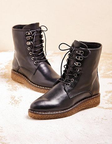 starke verpackung online klare Textur Stiefeletten | Sale | Deerberg - Ihre Mode und Schuhe