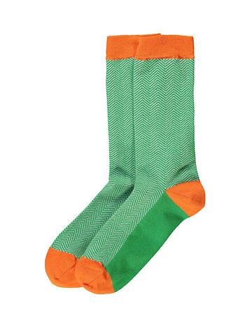 LIBERTAD Socken Henna mint