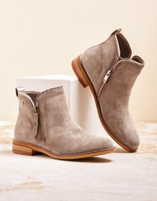Be Natural Stiefeletten Berit taupe