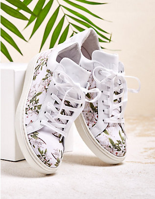 Linkkens Sneaker Lynna weiß