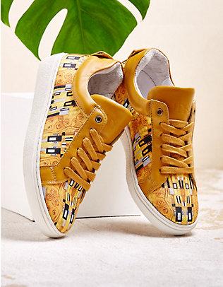 Linkkens Sneaker Lynna gelb