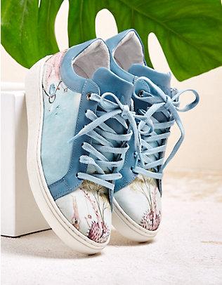 Linkkens Sneaker Lynna hellblau
