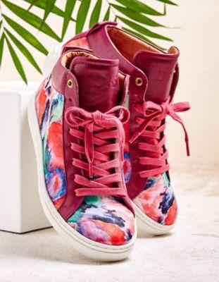 Linkkens Sneaker Yamila fuchsia