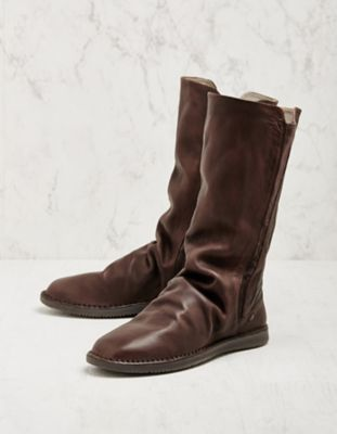 Softinos Stiefel Teya braun
