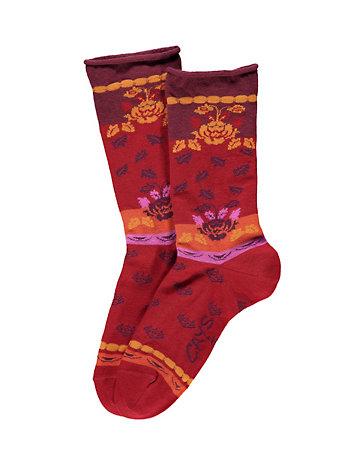 Crönert Socken Arabell rot