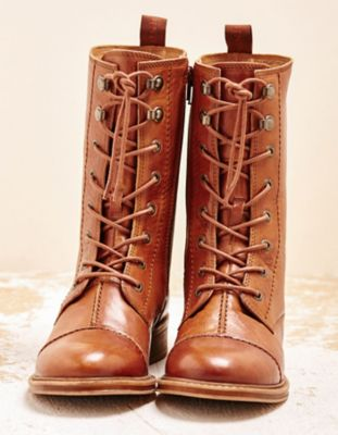 Ten Points Stiefel Dalisha braun