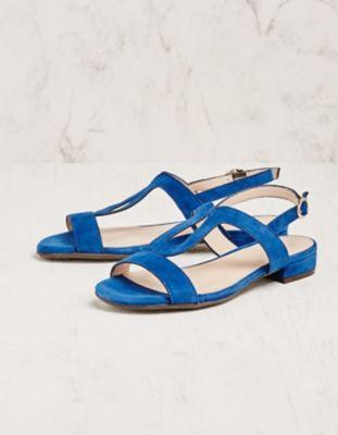 Bella B Sandalen Adrielle blau