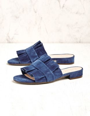 Bella B Pantoletten Monifa blau