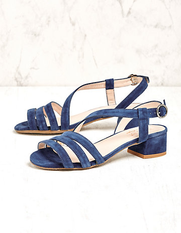 Bella B Sandalen Alandria blau