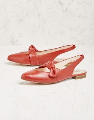 Caprice Ballerinas Marline rot