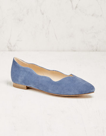 Caprice Ballerinas Melia blau