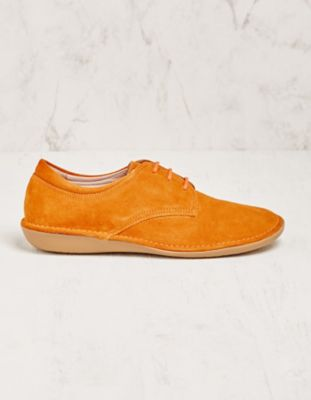 Deerberg Halbschuhe Aleida orange