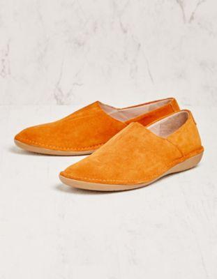 Deerberg Slipper Kavita orange