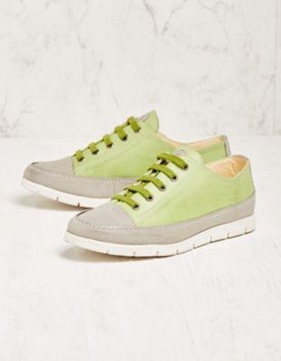 Deerberg Sneaker Latisha grün