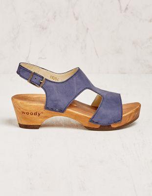 Woody Sandalen Olivet blau