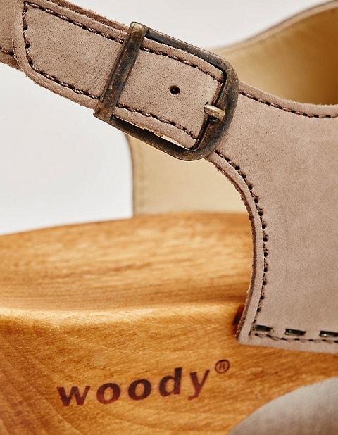 Woody Sandalen Olivet