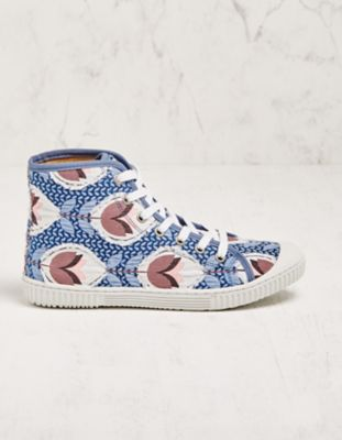 Deerberg Sneaker Ricka blau