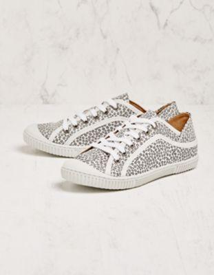 Deerberg Sneaker Obuna weiß