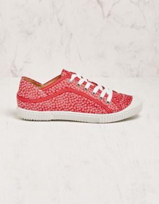 Deerberg Sneaker Obuna rot