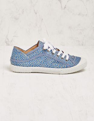 Deerberg Sneaker Obuna blau