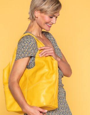Tasche Odetta gelb