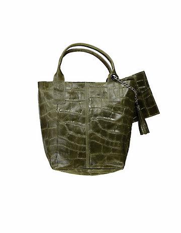 Jonny's Tasche Sanjana grün