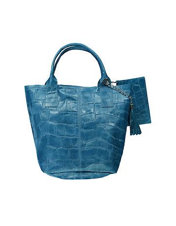 Jonny's Tasche Sanjana blau