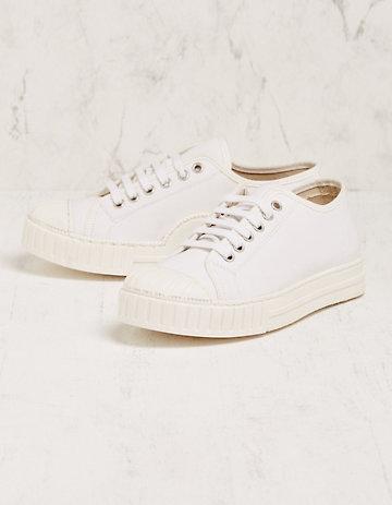 Jonny's Sneaker Jakoba weiß