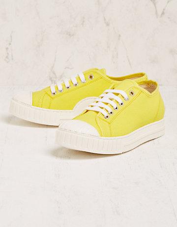 Jonny's Sneaker Jakoba gelb