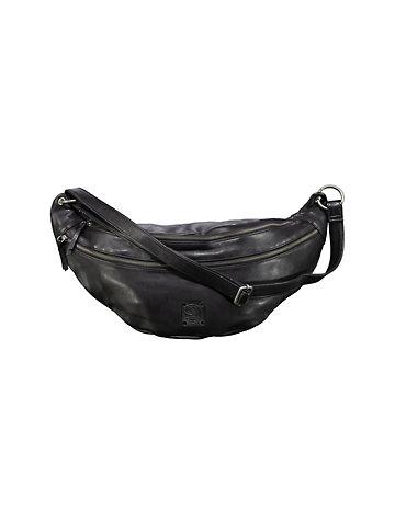 Landleder Tasche Sagara schwarz