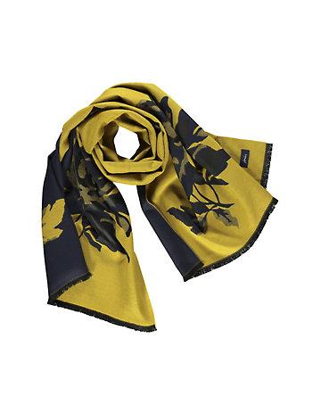 Joules Schal Leonara gelb