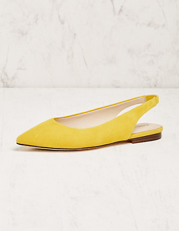 Caprice Ballerinas Andarin gelb