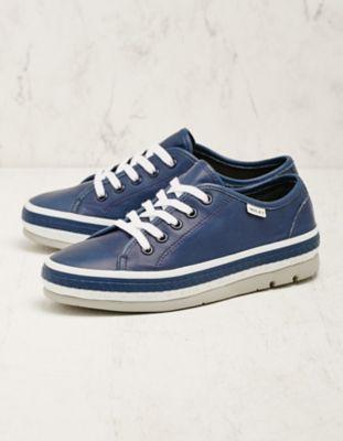 Wolky Sneaker Minoa jeansblau