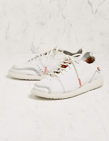 Satorisan Sneaker Benda weiß