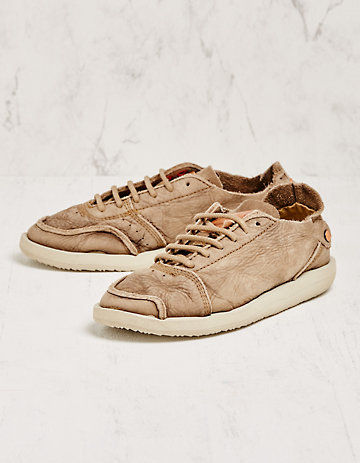 Satorisan Sneaker Benda braun