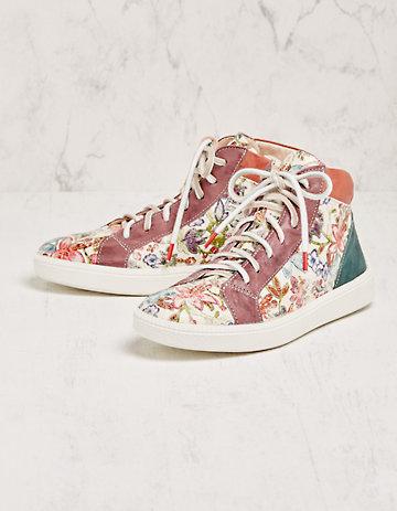 Think Sneaker Mylia bunt