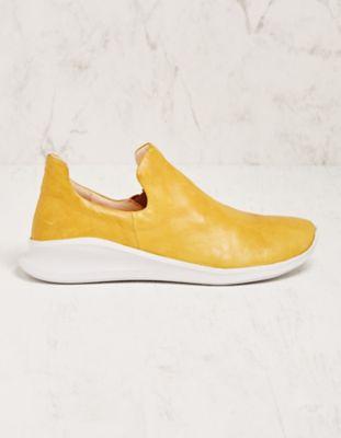 Think Sneaker Nidia gelb