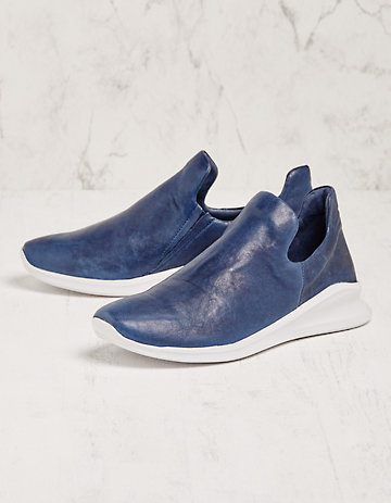 Think Sneaker Nidia blau