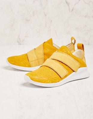 Think Sneaker Perlin gelb