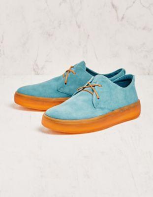 Think Sneaker Reidun blau