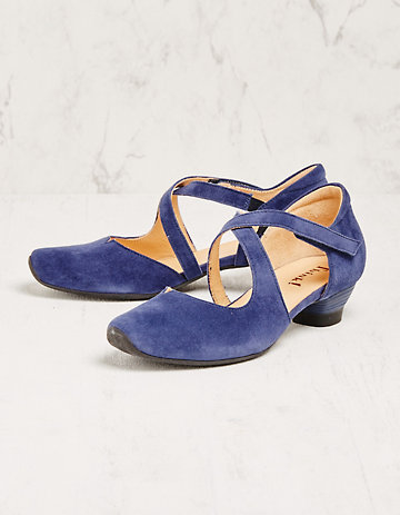 Think Pumps Telena blau