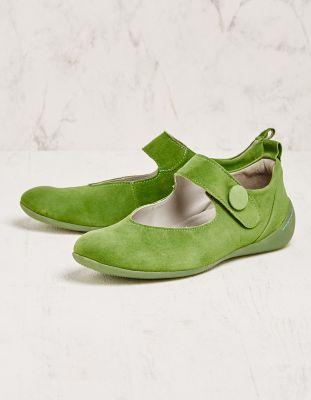 Think Spangenschuhe Geralda grün