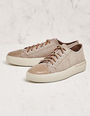 Think Sneaker Kiruna grau