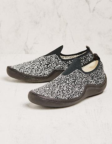 Think Sneaker Arvika schwarz