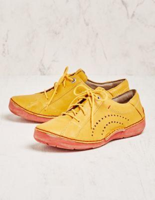 Josef Seibel Sneaker Letifa gelb